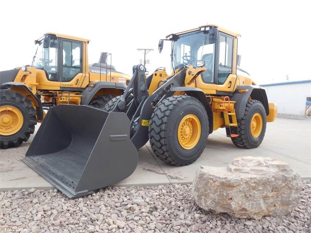 Volvo L70H, Wheel Loaders, Construction Equipment