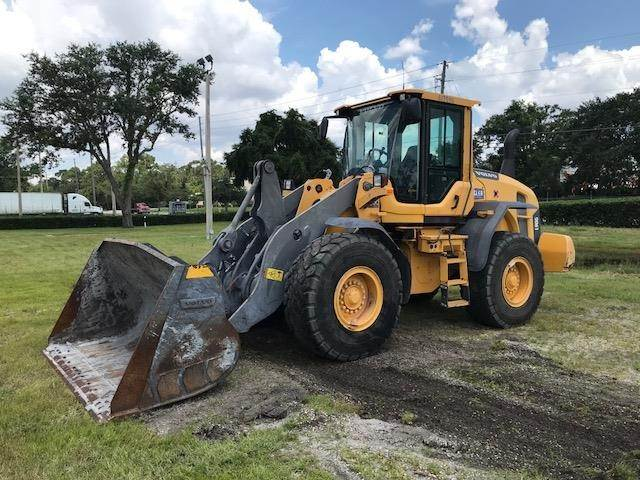 Volvo L90G, Wheel Loaders, Construction Equipment