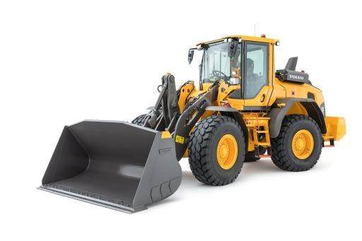 Volvo L90H, Wheel Loaders, Construction Equipment