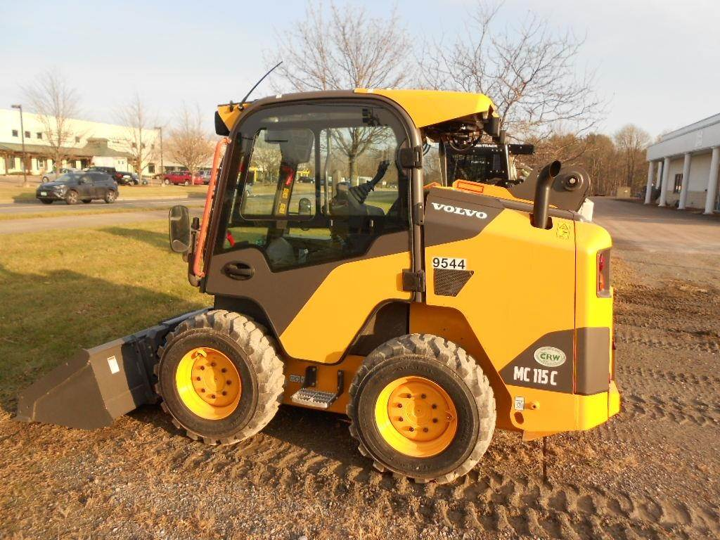 Volvo MC115C, Compact Track/Skid Steer, Construction Equipment