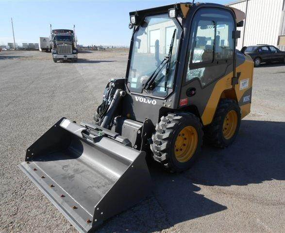 Volvo MC85C, Compact Track/Skid Steer, Construction Equipment
