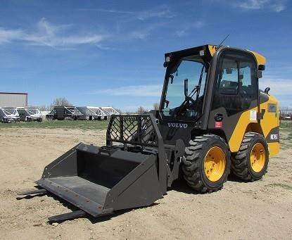 Volvo MC95C, Compact Track/Skid Steer, Construction Equipment