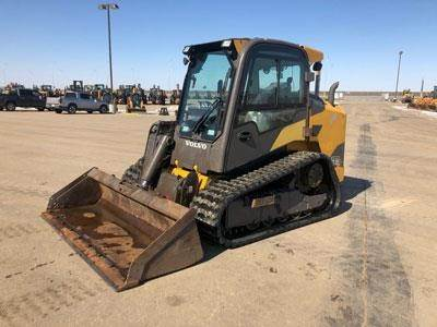 Volvo MCT135C, Skid Steer Loaders, Construction Equipment