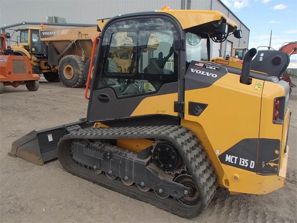 Volvo MCT135D, Skid Steer Loaders, Construction Equipment