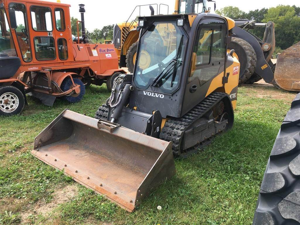 Volvo MCT85C, Compact Track/Skid Steer, Construction Equipment