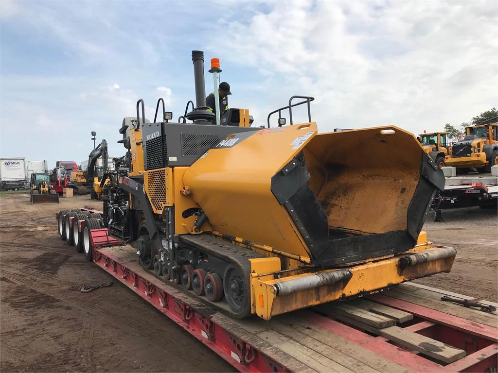 Volvo P4410B, Other, Construction Equipment