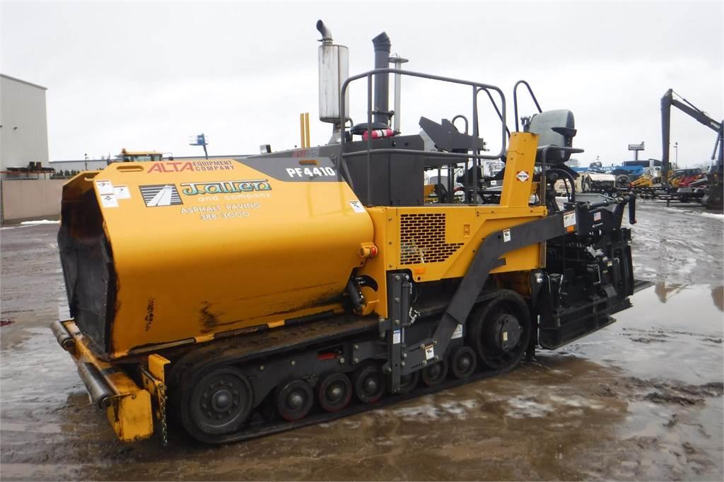 Volvo PF4410, Asphalt pavers, Construction Equipment