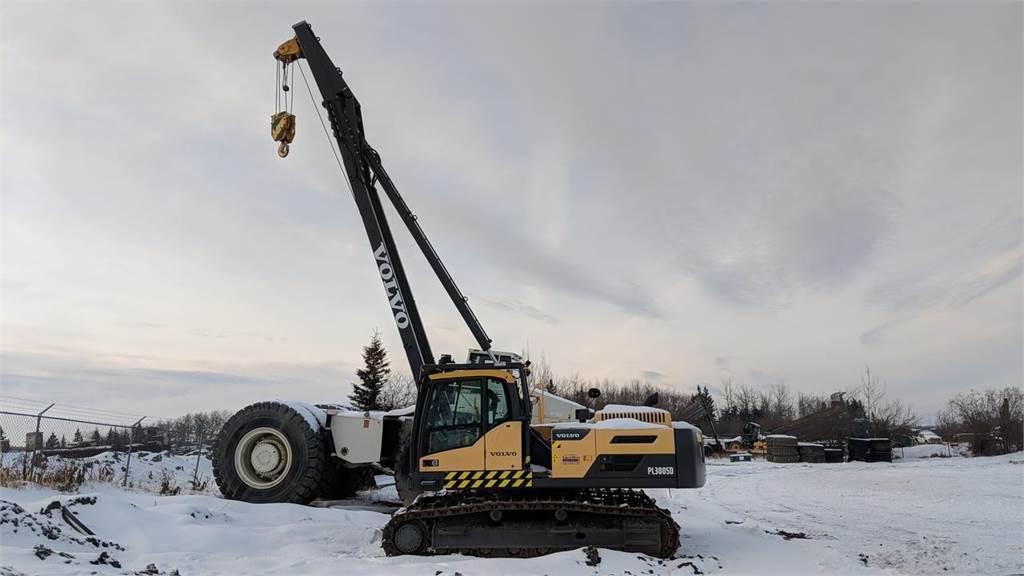 Volvo PL3005D, Pipelayers, Construction Equipment