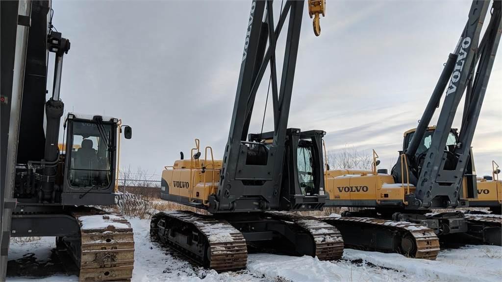 Volvo PL4608, Pipelayers, Construction Equipment