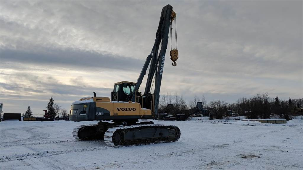 Volvo PL4611, Pipelayers, Construction Equipment