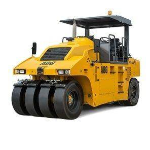Volvo PTR240, Pneumatic tired rollers, Construction Equipment