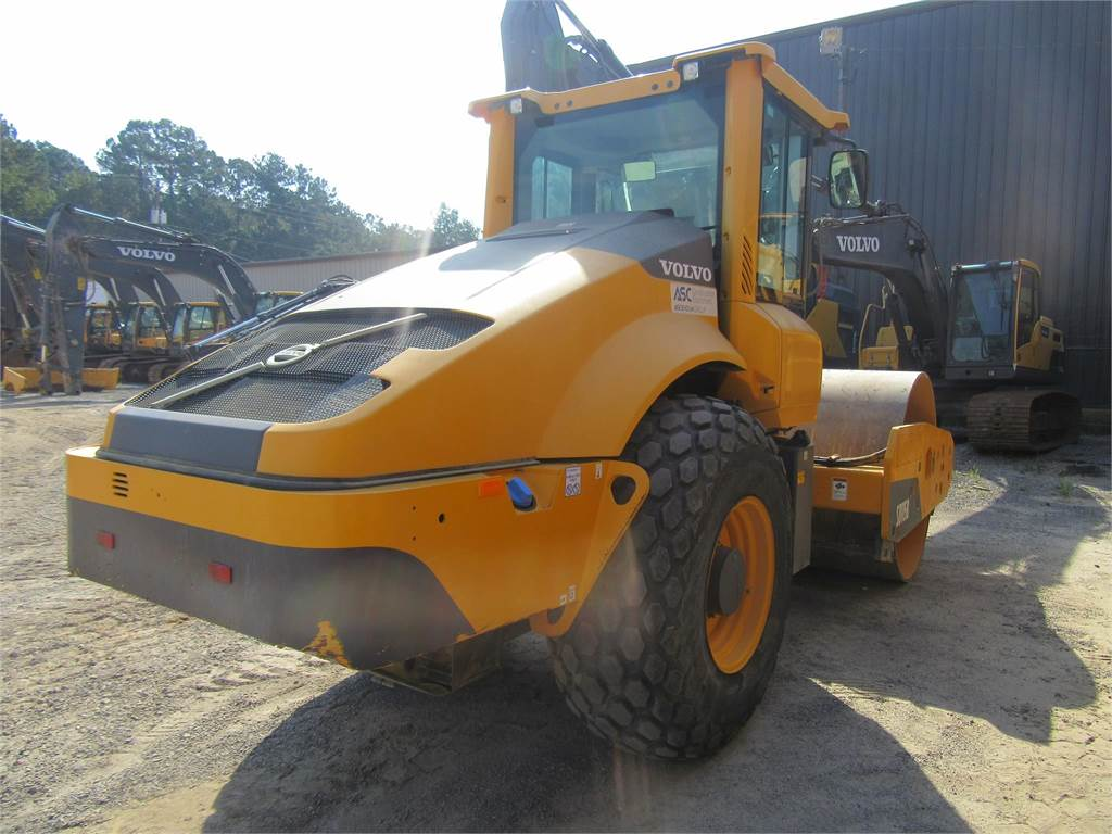 Volvo SD115B, Soil Compactors, Construction Equipment