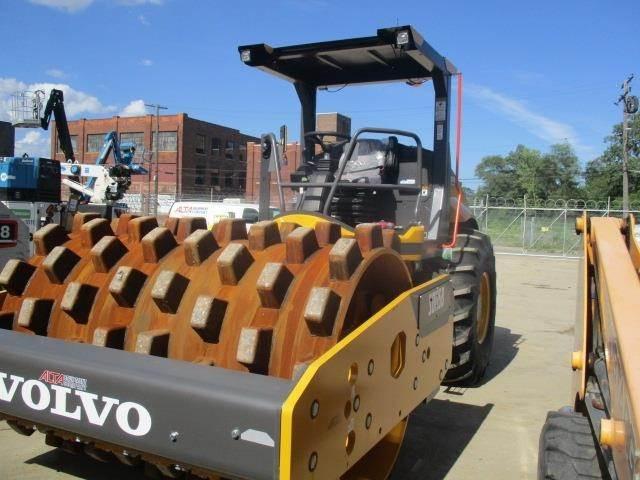 Volvo SD115B, Soil Compactors, Construction Equipment