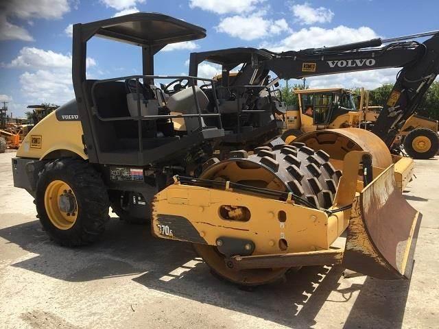 Volvo SD70F, Soil Compactors, Construction Equipment