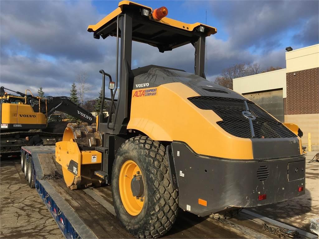 Volvo SD75, Soil Compactors, Construction Equipment