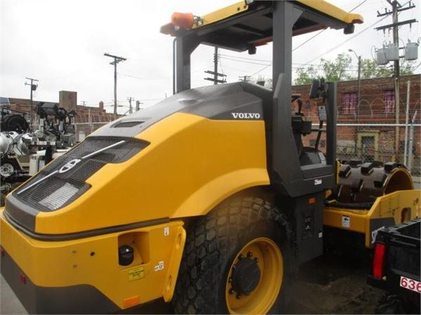 Volvo SD75B, Soil Compactors, Construction Equipment