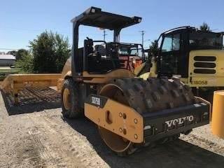 Volvo SD75B, Soil Compactors, Construction Equipment