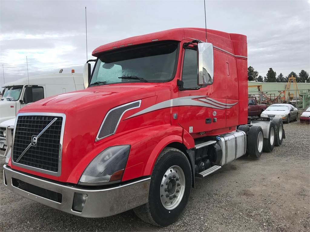 Volvo VNL84T630, Conventional Trucks / Tractor Trucks, Trucks and Trailers