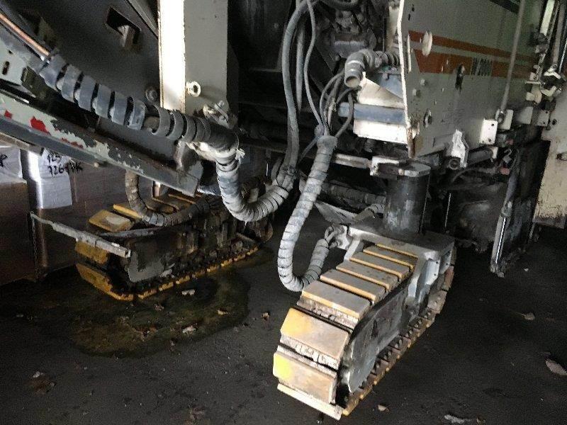 Wirtgen W2000, Asphalt pavers, Construction Equipment