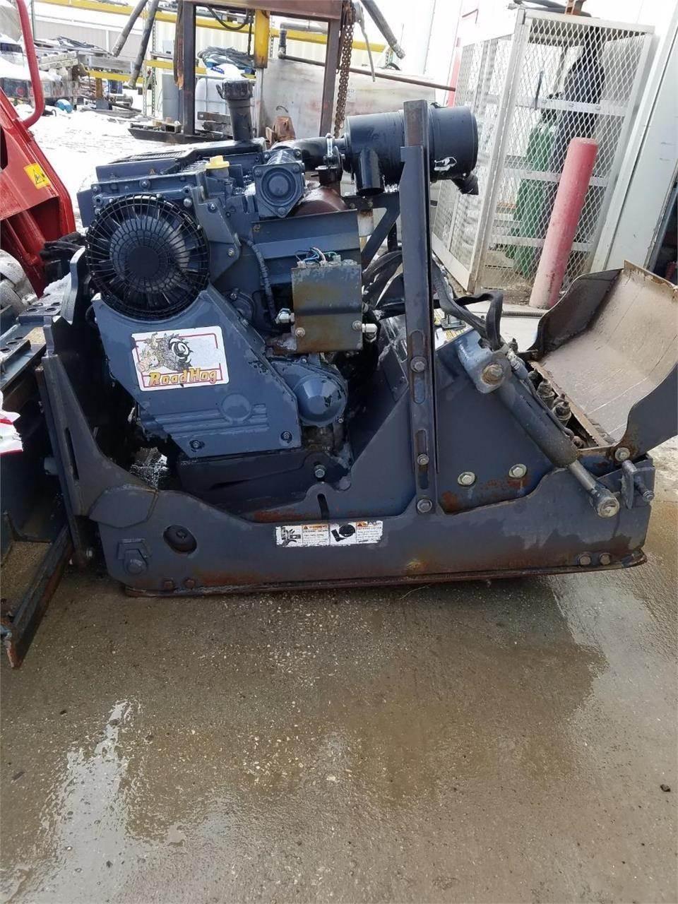 Zanetis 2450 ROAD HOG, Asphalt pavers, Construction Equipment