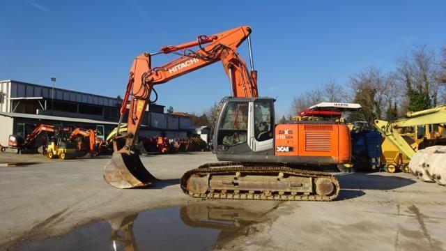 Hitachi ZX 210 NT-3, Crawler Excavators, Construction Equipment