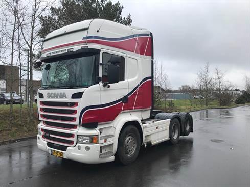 Scania R450, Trækkere, Transport
