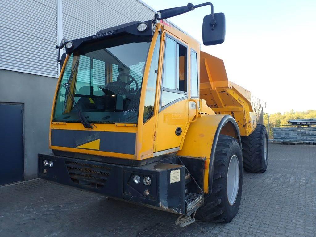 Bergmann 3012 Dumper, Articulated dump trucks, Construction Equipment
