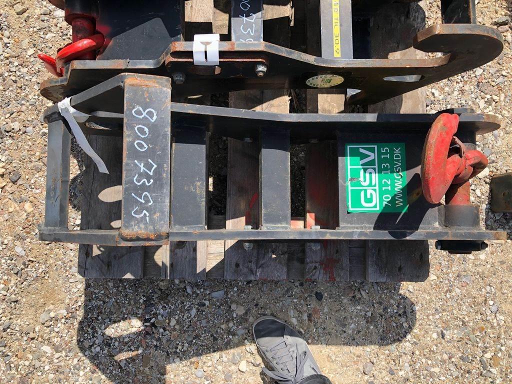 Dieci Krankrog 3T, Crane Parts and Equipment, Construction Equipment