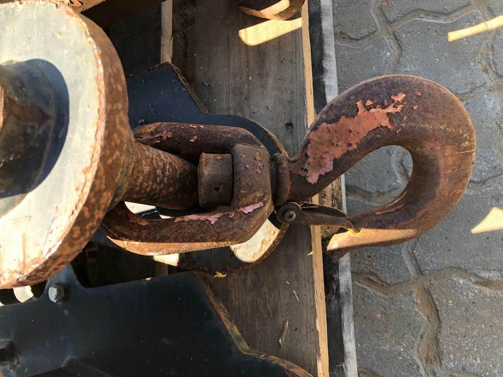 Dieci Krankrog 4T, Crane Parts and Equipment, Construction Equipment