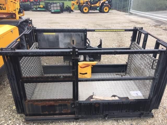 Dieci Mandskabskurv, Other lifts and platforms, Construction Equipment