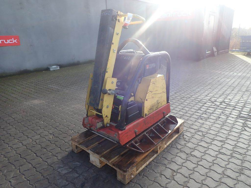 Dynapac LG500, Other, Construction Equipment