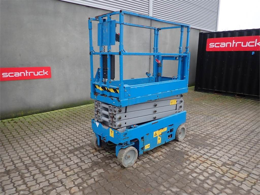 Genie GS1932, Scissor Lifts, Construction Equipment