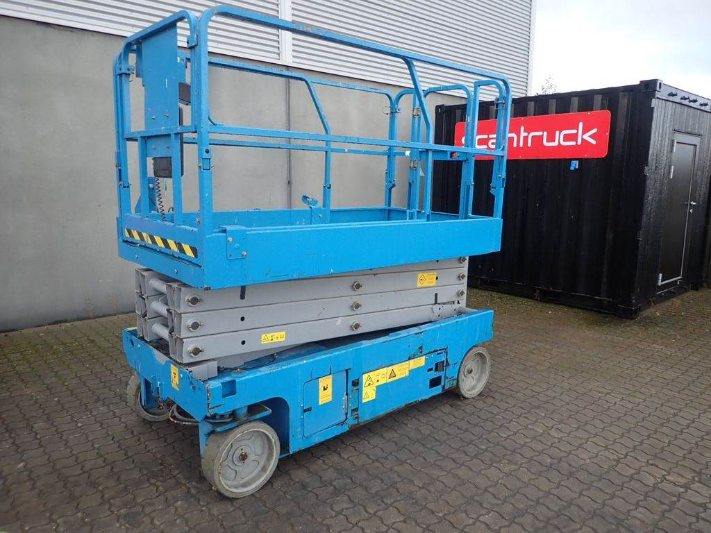 Genie GS2646, Scissor Lifts, Construction Equipment