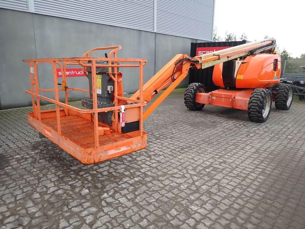 JLG 600AJ, Telescopic boom lifts, Construction Equipment