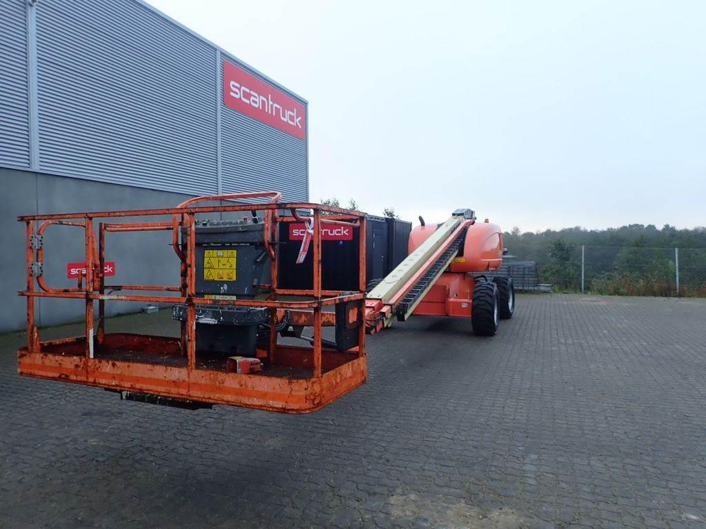 JLG 660SJ, Telescopic boom lifts, Construction Equipment