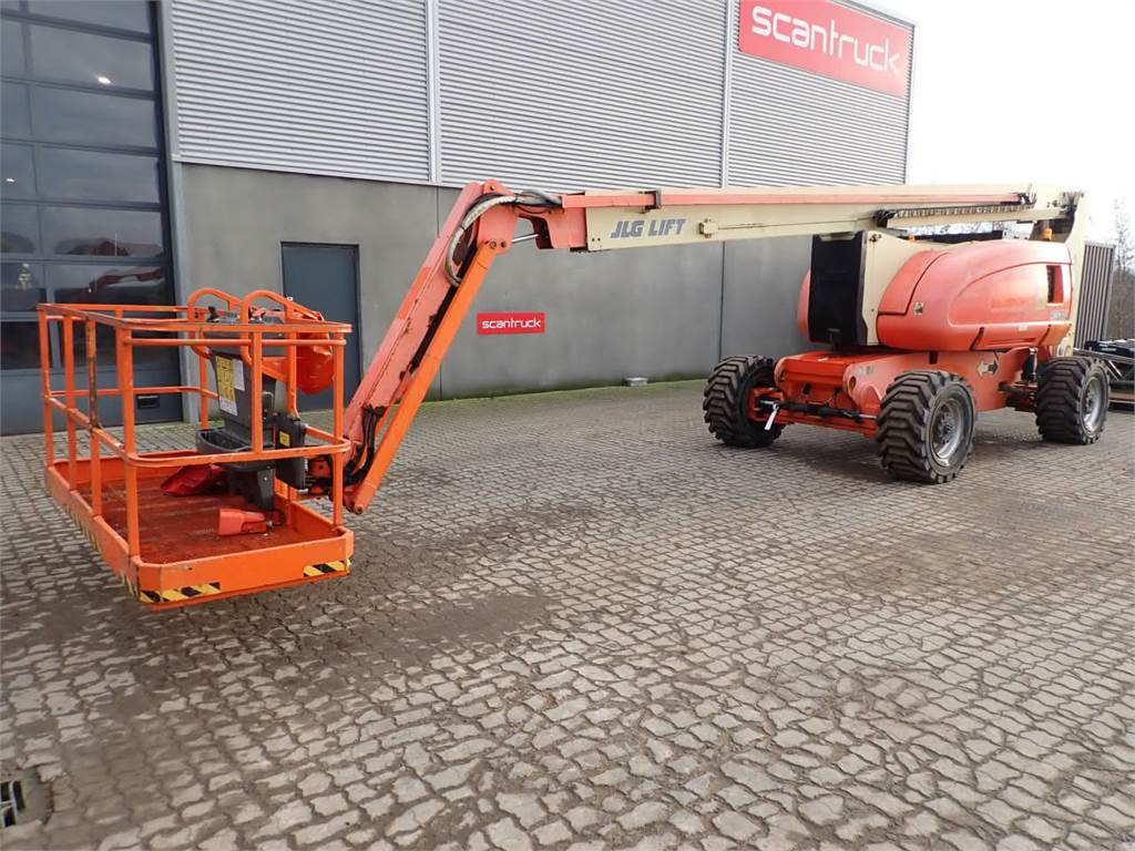 JLG 800AJ, Telescopic boom lifts, Construction Equipment