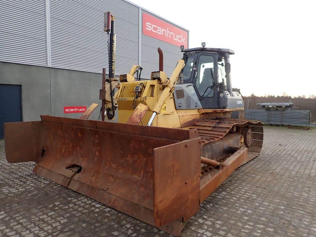 Komatsu D65PX-12, Crawler dozers, Construction Equipment