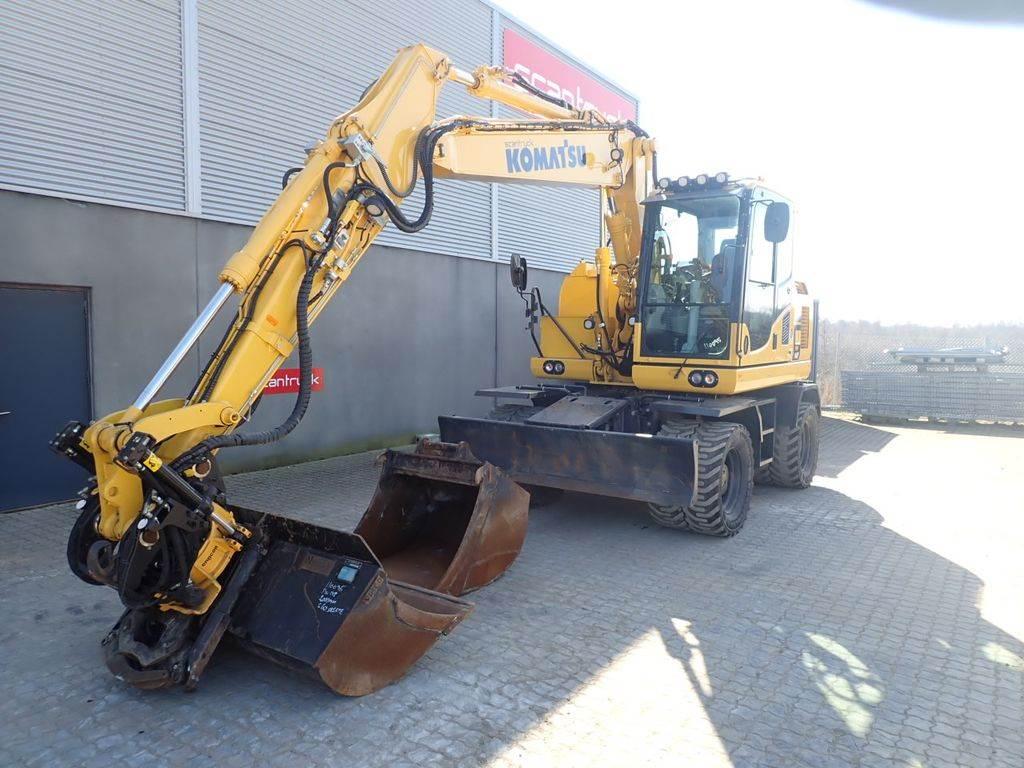 Komatsu PW148-10, Other, Construction Equipment