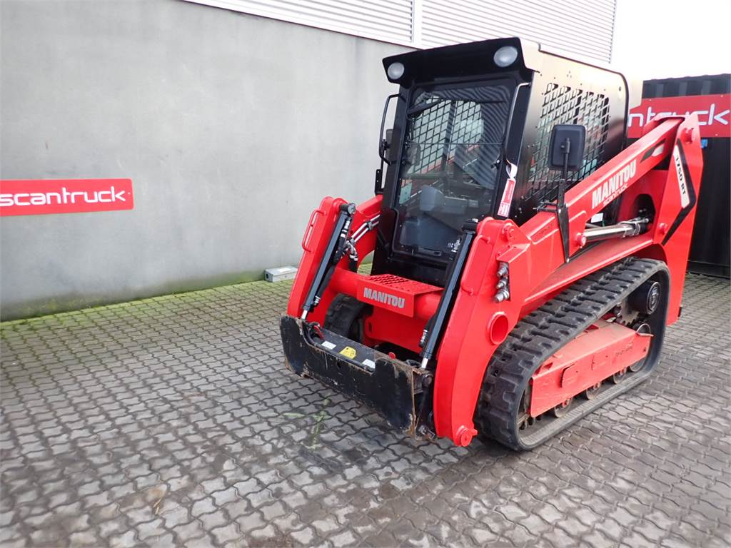 Manitou 1750RT NXT3, Wheel loaders, Construction