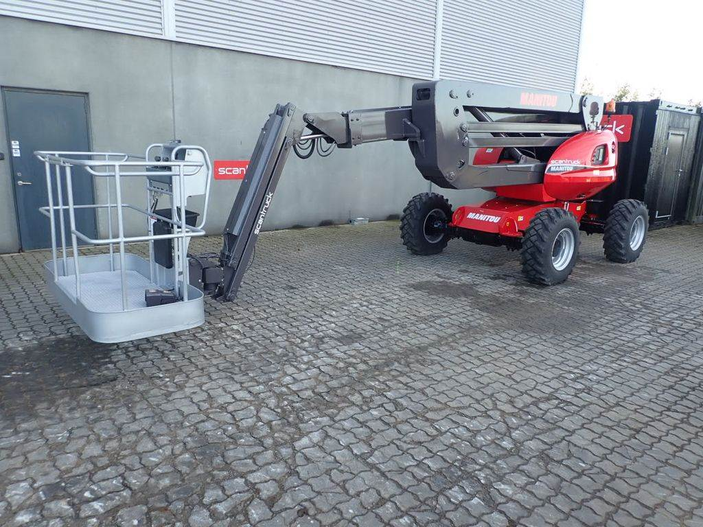 Manitou 180ATJ RC, Articulated boom lifts, Construction Equipment
