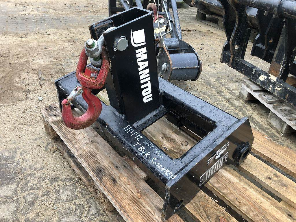 Manitou Krankrog PC50, MA921335, Crane Parts and Equipment, Construction Equipment