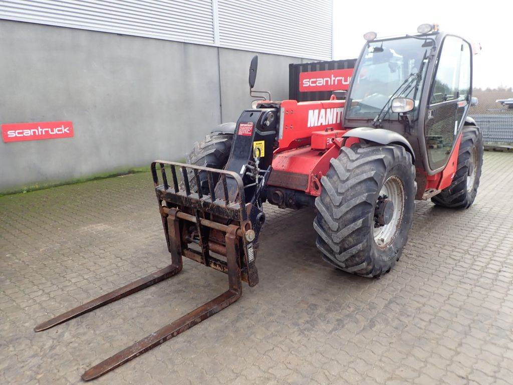 Manitou MLT741-120LSU PS, Telescopic Handlers, Construction Equipment
