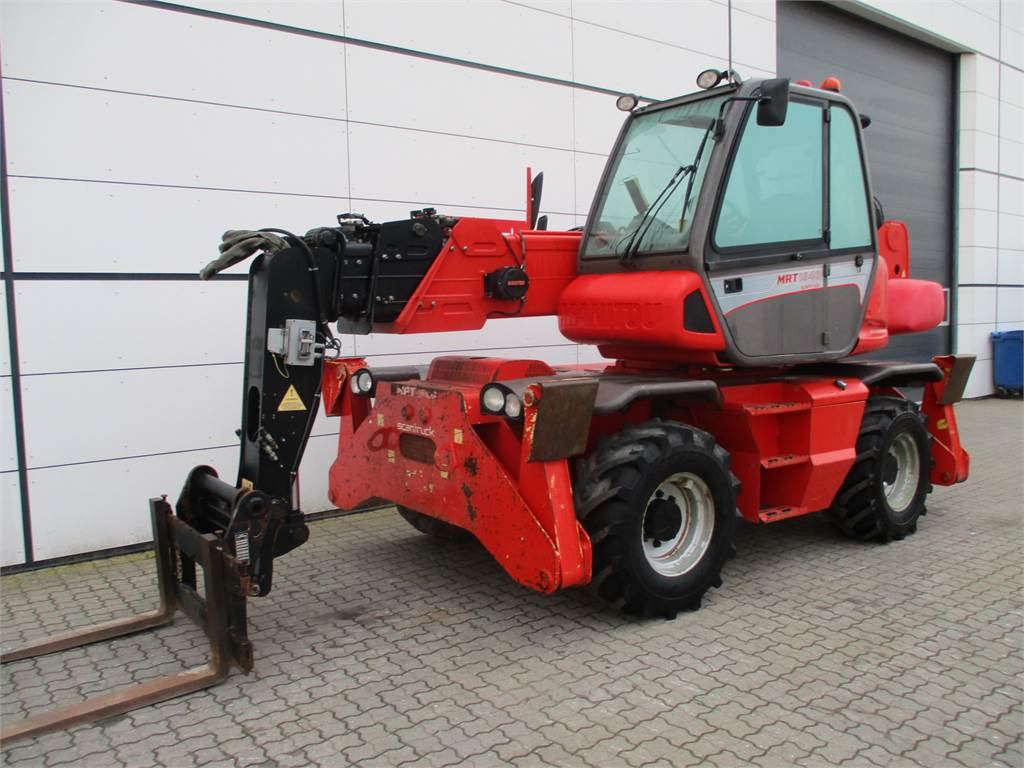 Manitou MRT1840 Easy, Telescopic Handlers, Construction Equipment