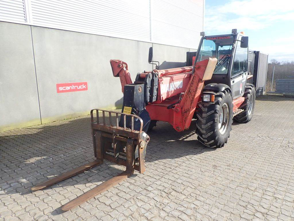 Manitou MT1740SLT Ultra, Telescopic Handlers, Construction Equipment