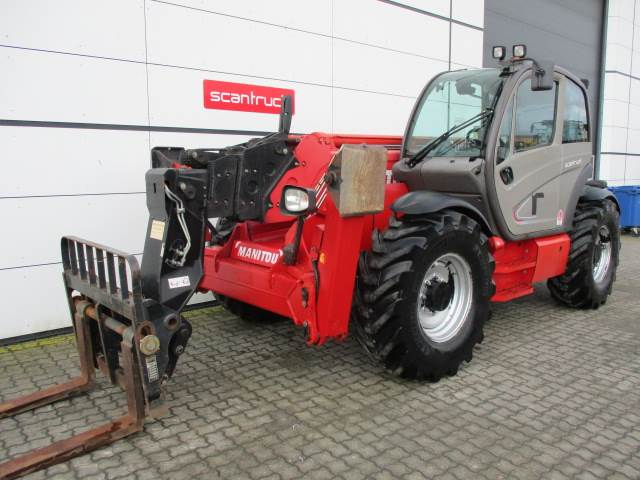 Manitou MT1840A, Telescopic Handlers, Construction Equipment