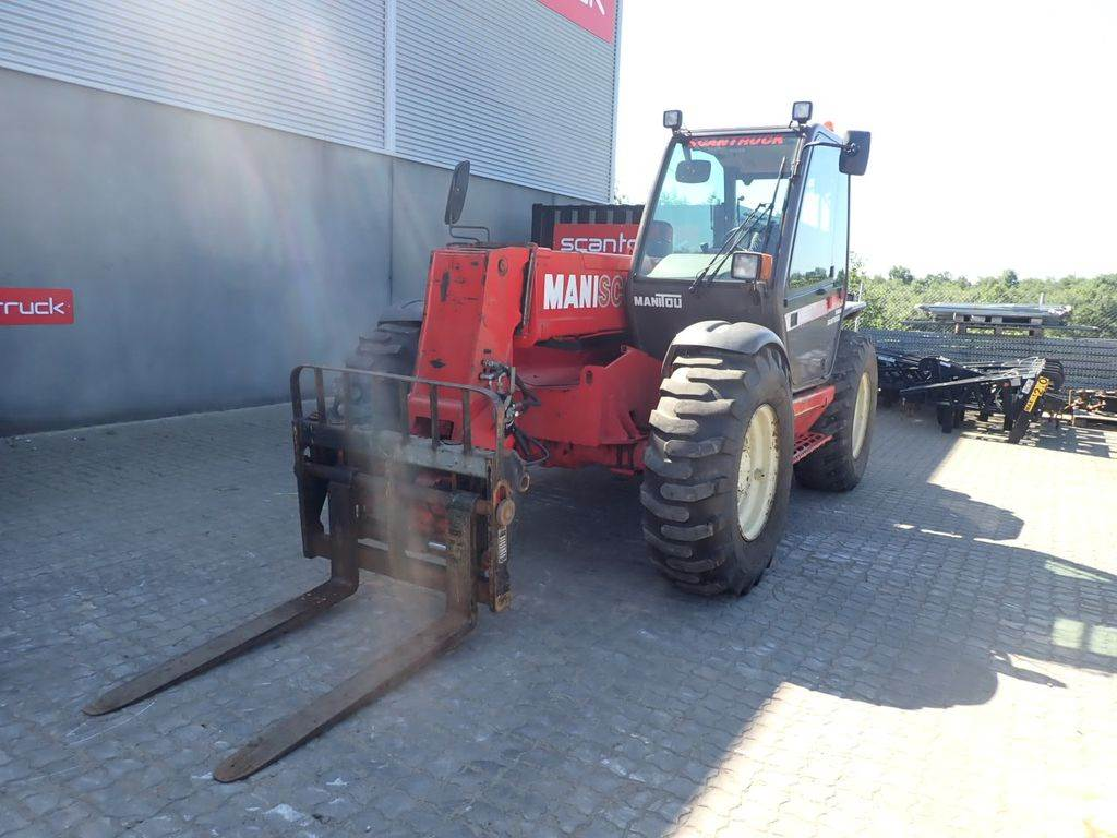 Manitou MT835-120LS, Telescopic Handlers, Construction Equipment