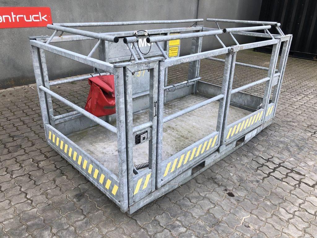 [Other] All-Round MTG2500LS mandskabskurv, Other lifts and platforms, Construction Equipment