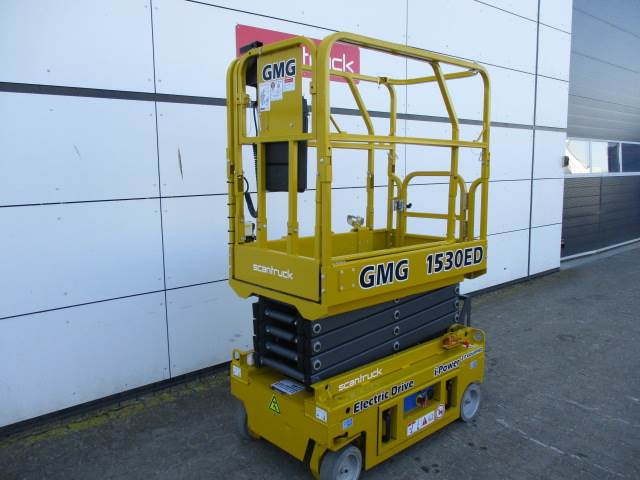 [Other] GMG 1530-ED 2.0, Scissor Lifts, Construction Equipment