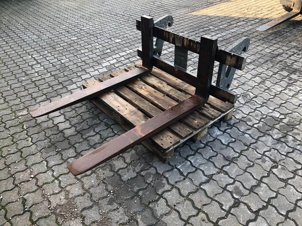 [Other] Øvrige Gaffelvogn fast, Forks, Construction Equipment