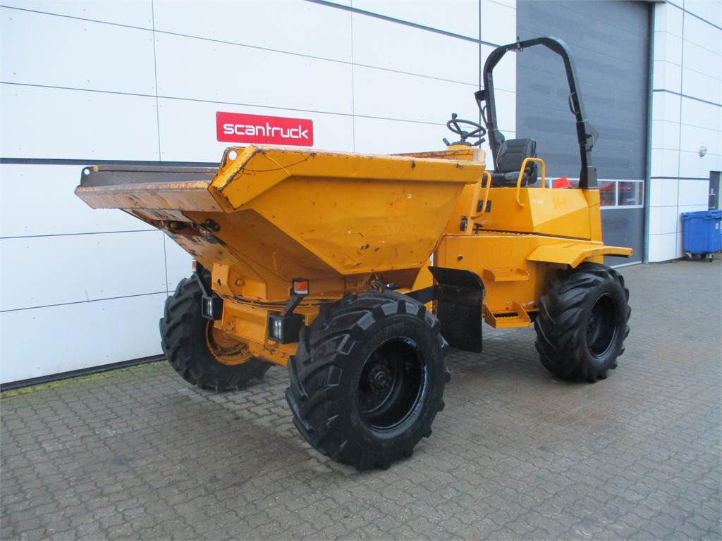Twaites 6 tonne, Articulated dump trucks, Construction Equipment